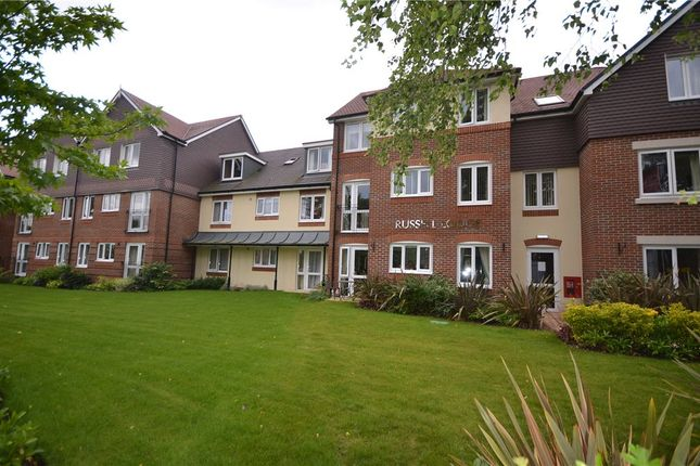 Thumbnail Property for sale in Russell Lodge, Branksomewood Road, Fleet