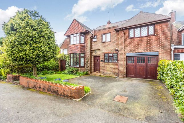 Thumbnail Detached house for sale in Kent Road, Halesowen
