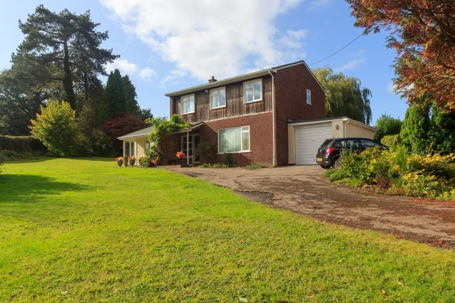 Thumbnail Detached house for sale in Angelfield, Coleford