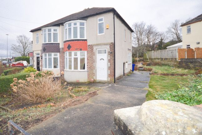 Thumbnail Semi-detached house to rent in Herdings View, Sheffield
