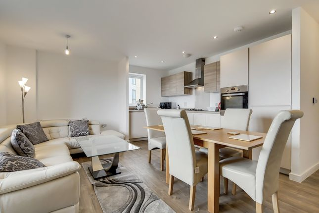 Thumbnail Flat for sale in Cornelius House, Barking