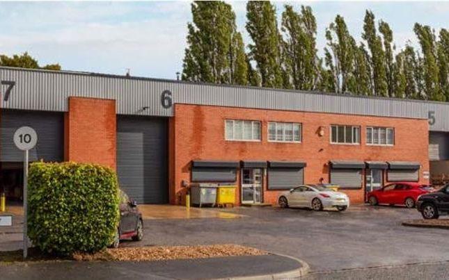 Thumbnail Light industrial to let in Unit 6 Parkside Industrial Estate, Glover Way, Leeds, West Yorkshire