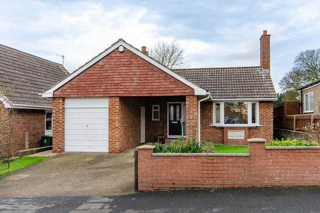 Detached bungalow for sale in Manor Garth, Keyingham, Hull