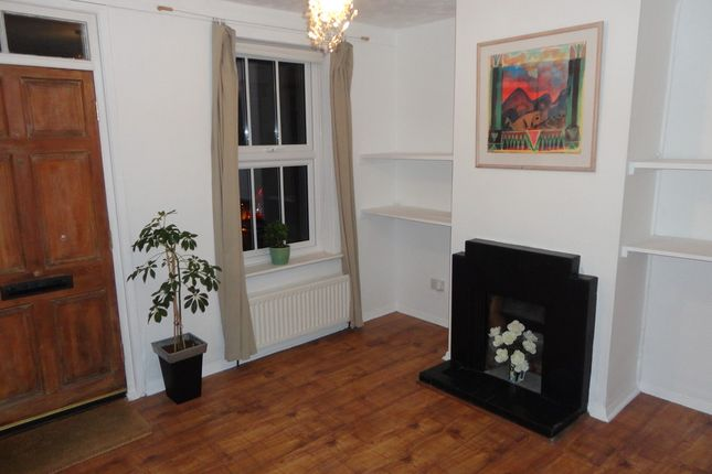 Thumbnail End terrace house to rent in Cemetery Road, Ipswich