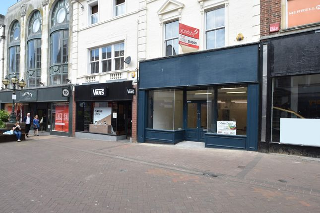 Thumbnail Retail premises to let in 75 & 77 Old Christchurch Road, Bournemouth