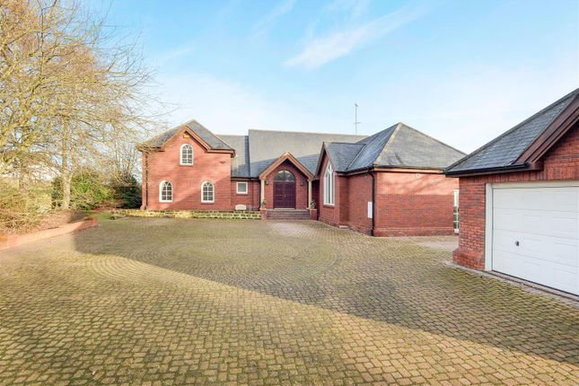 Thumbnail Property for sale in Burley Hill, Allestree, Derby, Derbyshire