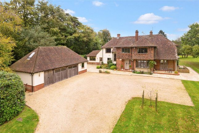Thumbnail Detached house for sale in Selsfield Common, East Grinstead, West Sussex