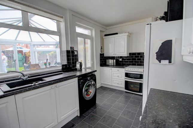 Kitchen. of Prince Edward Avenue, Denton, Manchester M34