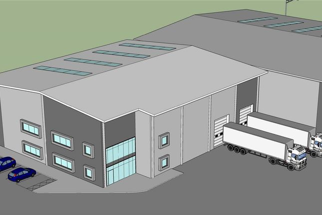 Thumbnail Warehouse to let in Unit Faraday Business Park, Spitfire Way, Solent Airport, Daedalus, Lee-On-Solent, Fareham
