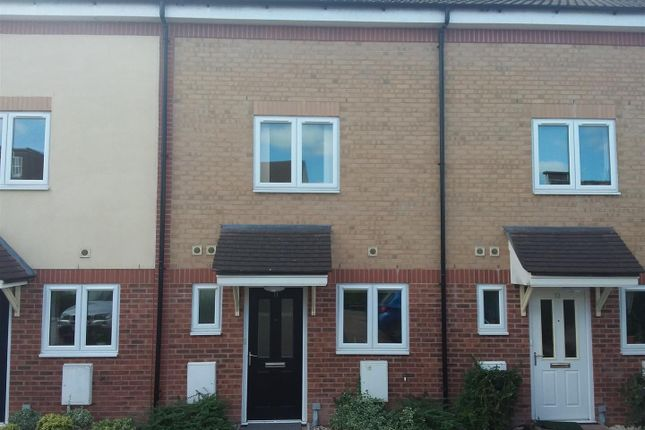 Thumbnail Town house to rent in Garfield Mews, St George, Bristol