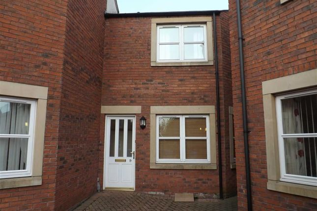 Thumbnail Terraced house to rent in Swanston Mews, Berwick-Upon-Tweed