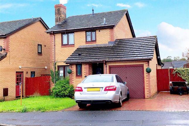 Thumbnail Detached house for sale in Llys Cilsaig, Dafen, Llanelli