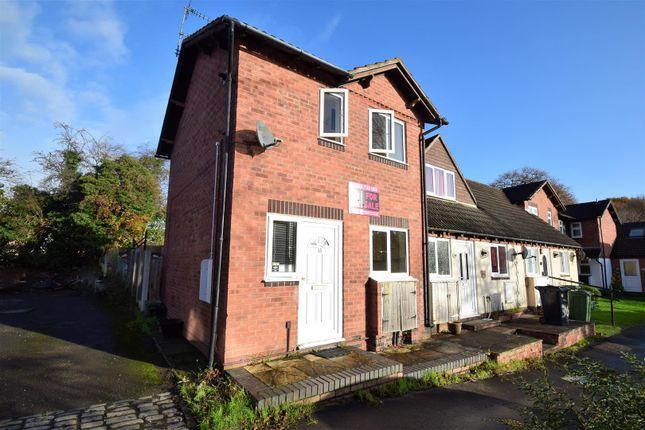 Thumbnail Semi-detached house for sale in Briery Lane, Bicton Heath, Shrewsbury