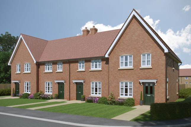 2 bed terraced house for sale in Carpenter Close, Woodford Halse
