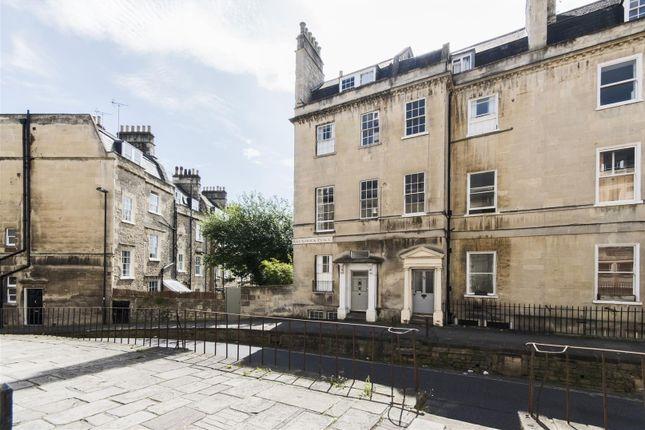 Thumbnail Flat to rent in Brunswick Place, Bath