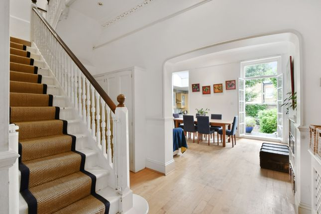 Thumbnail Terraced house for sale in Schubert Road, Putney