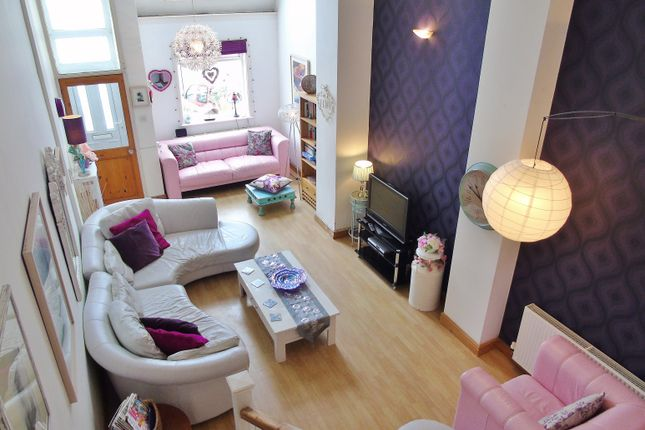 Thumbnail Maisonette for sale in Ayr Court, St Ives, Cornwall.
