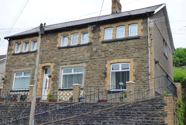 Thumbnail Detached house for sale in King Edward Street, Blaengarw, Bridgend