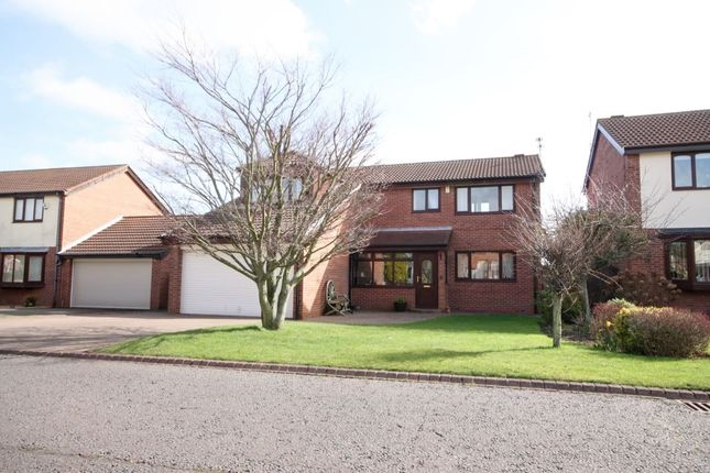 Thumbnail Detached house for sale in Silloth Drive, Usworth, Washington