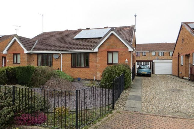 Thumbnail Bungalow for sale in The Rydales, Hull