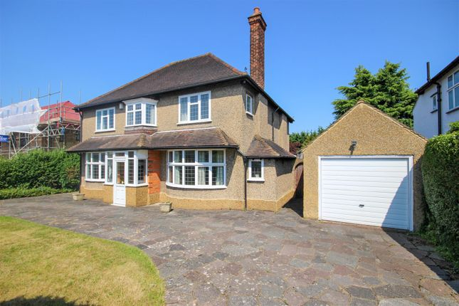 Thumbnail Detached house for sale in Manor Road, Cheam, Sutton