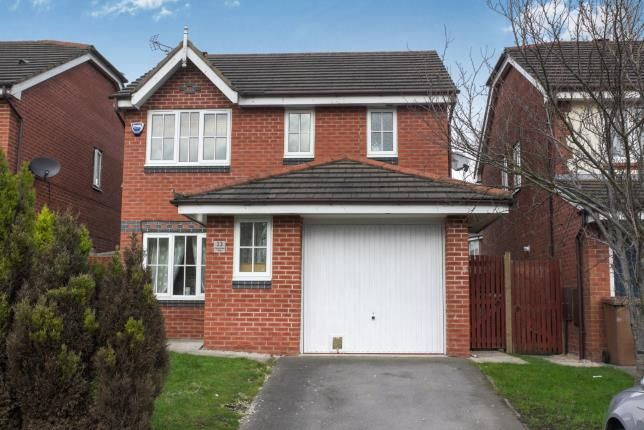 Thumbnail Detached house for sale in Columbine Way, St. Helens, Merseyside