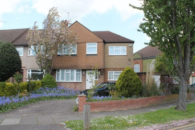 Thumbnail End terrace house for sale in Kenilworth Crescent, Enfield