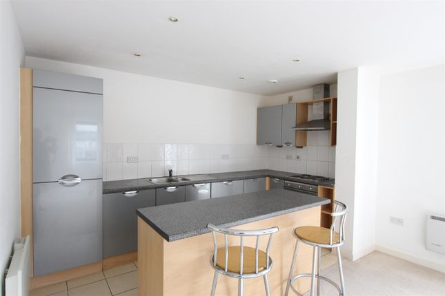 Thumbnail Flat to rent in Vicar Lane, Sheffield