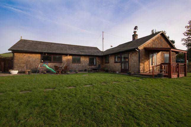 Thumbnail Detached bungalow for sale in Dol-Y-Bont, Borth