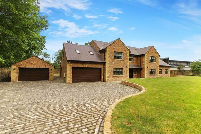 Thumbnail Detached house for sale in Shibdon Road, Blaydon, Tyne And Wear