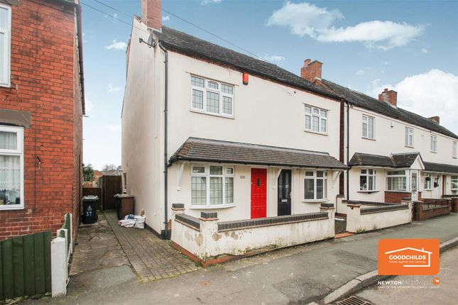 2 bed semi-detached house to rent in Hednesford Road, Brownhills, Walsall