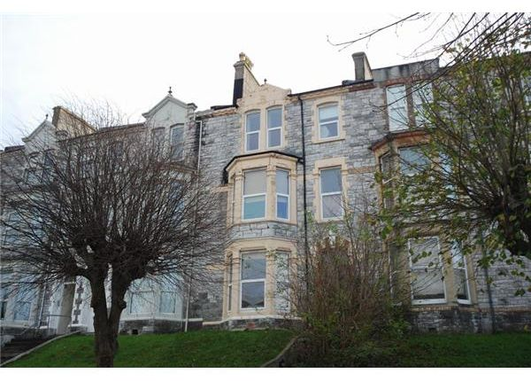Thumbnail Maisonette to rent in Houndiscombe Road, Mutley, Plymouth