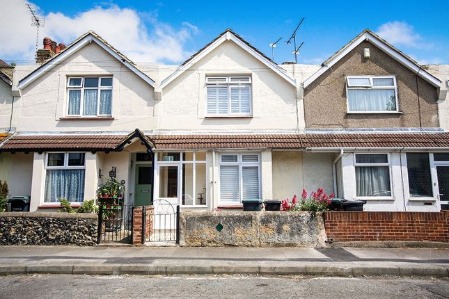 Thumbnail Semi-detached house to rent in Burnaby Road, Northfleet, Gravesend