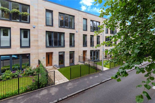 Terraced house for sale in Hamilton Drive, Glasgow