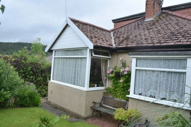 Thumbnail Bungalow for sale in Garleigh Road, Rothbury, Morpeth