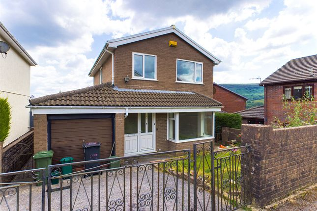 Thumbnail Detached house for sale in Redwood Drive, Aberdare, Rhondda Cynon Taff