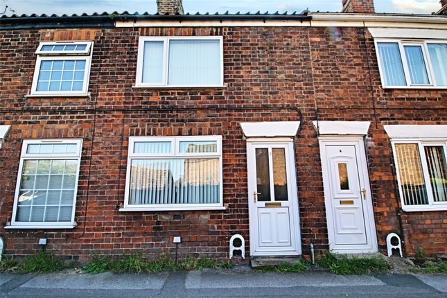 Thumbnail Terraced house for sale in Farrishes Lane, South Ferriby, Barton-Upon-Humber, Lincolnshire