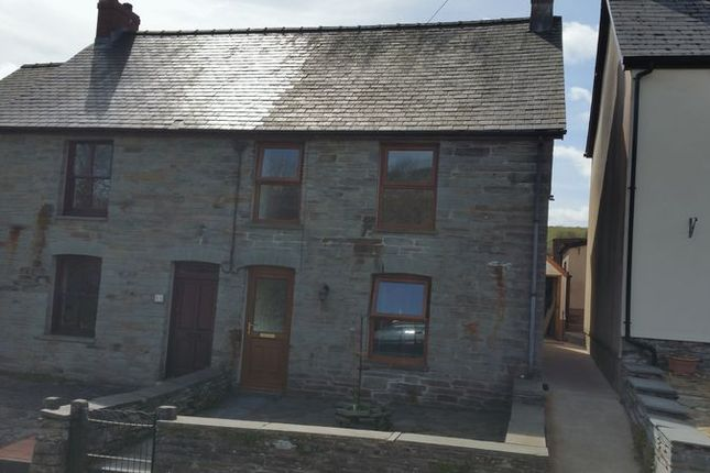 Thumbnail Terraced house to rent in Glogue