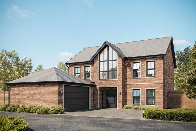 Thumbnail Detached house for sale in Chantry Gate, Chapel Lane, Eccleston