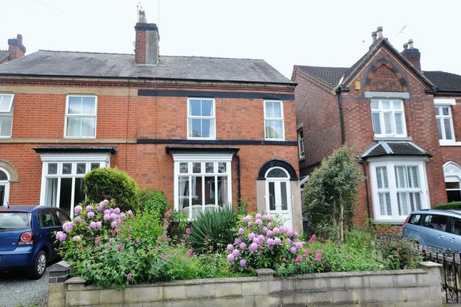 Thumbnail Semi-detached house for sale in Scalpcliffe Road, Burton-On-Trent