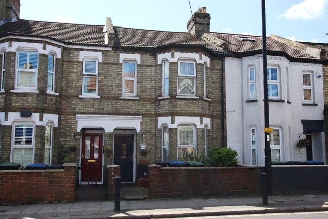Thumbnail Terraced house for sale in Lancaster Road, Enfield