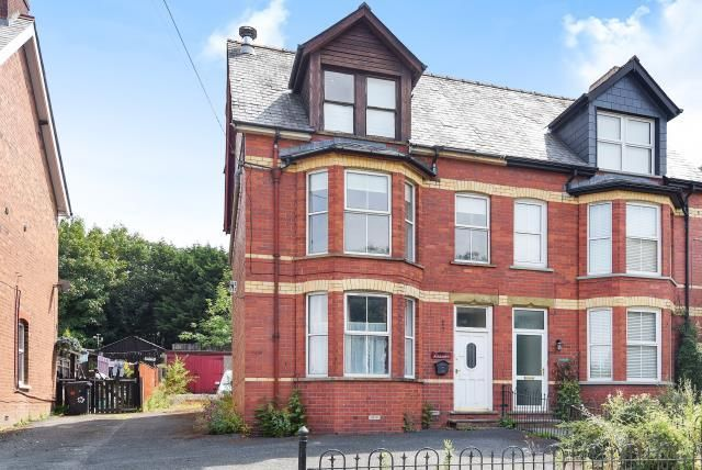 Thumbnail Semi-detached house for sale in Tremont Road, Llandrindod Wells