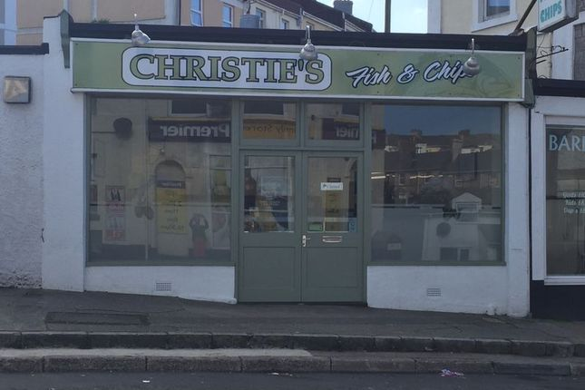 Thumbnail Restaurant/cafe for sale in Princes Road, Torquay