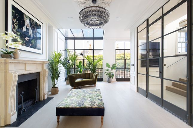 Thumbnail Semi-detached house for sale in Chepstow Villas, Notting Hill