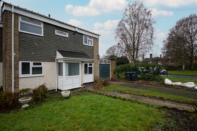 Thumbnail End terrace house to rent in Metchley Drive, Harborne