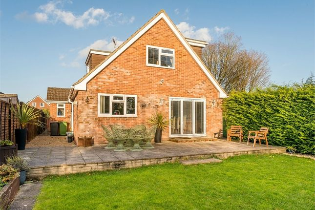 Thumbnail Detached house for sale in St James Close, Clanfield, Waterlooville, Hampshire