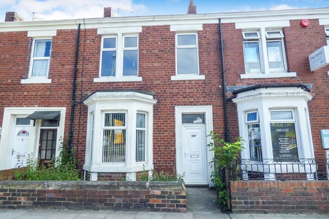 Thumbnail Terraced house to rent in Albert Road, Jarrow