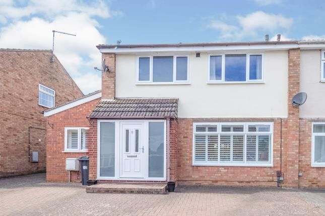 Thumbnail Semi-detached house for sale in Mullard Drive, Whitnash, Leamington Spa