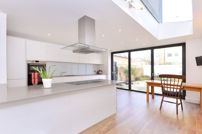 Thumbnail End terrace house to rent in Hearnville Road, London