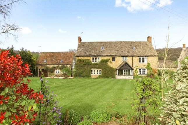 Thumbnail Detached house for sale in Forthay, North Nibley, Dursley, Gloucestershire